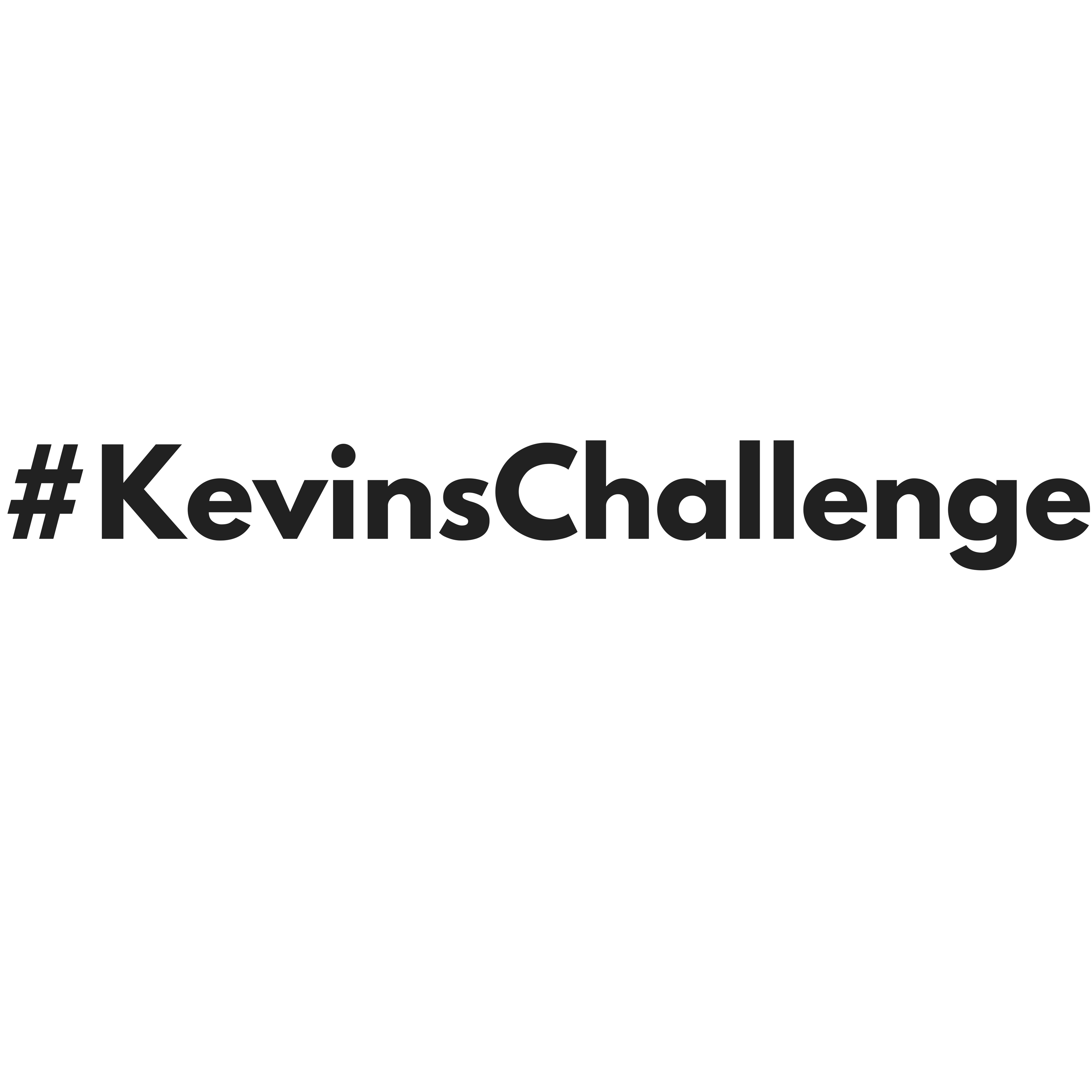 Kevin's 30 Day Challenge Podcast